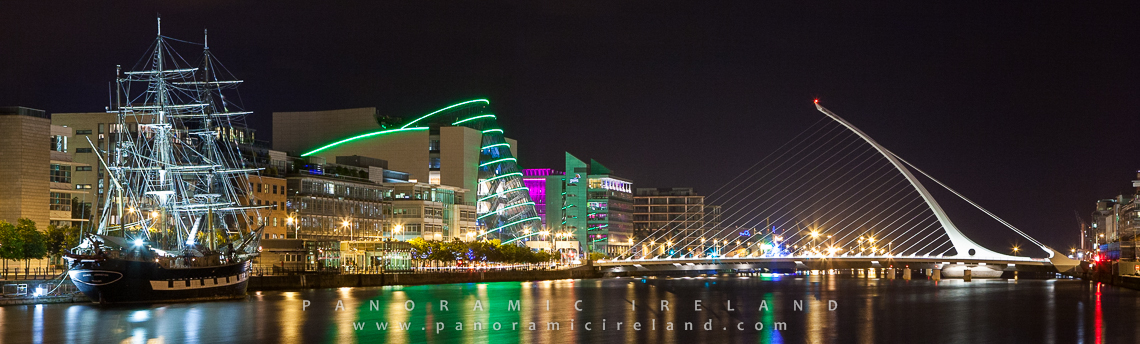 Night Photography in Dublin
