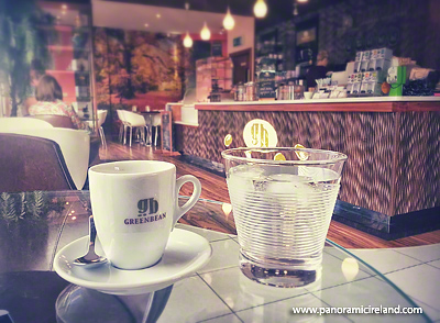 Greenbean coffee shop, Banbridge