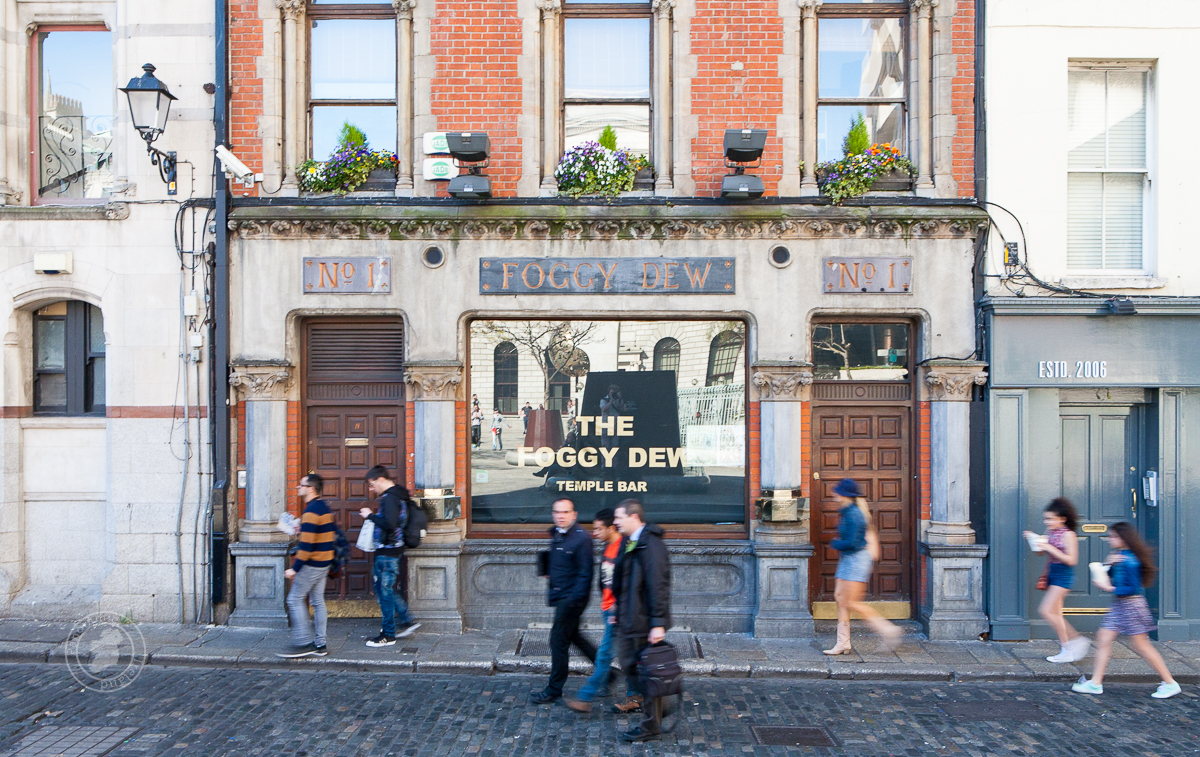 The Foggy Dew closed on Good Friday 2014