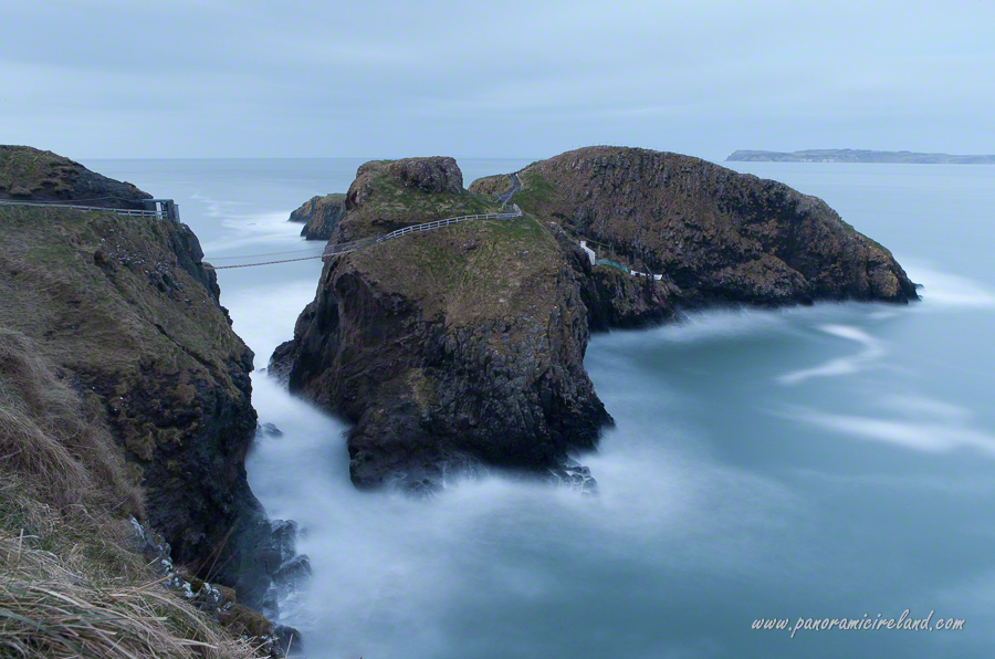 Carrick-a-rede Ropebridge, Game of Thrones filming location in Northern Ireland
