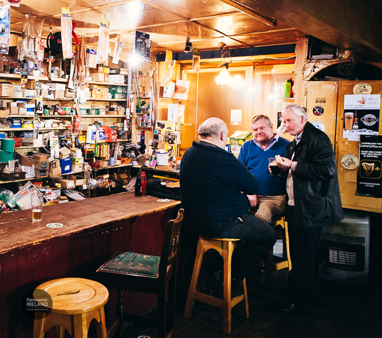 Foxy John's Pub in Dingle, Co. Kerry, Ireland