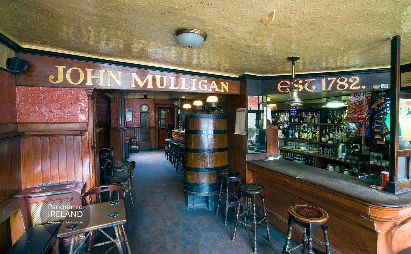 Mulligan's of Poolbeg Street, Dublin