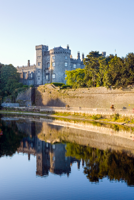 Kilkenny Castle, Panoramic Ireland Photo Tours