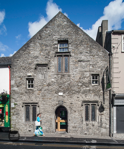 Shee Alms House, now Kilkenny Tourist Office