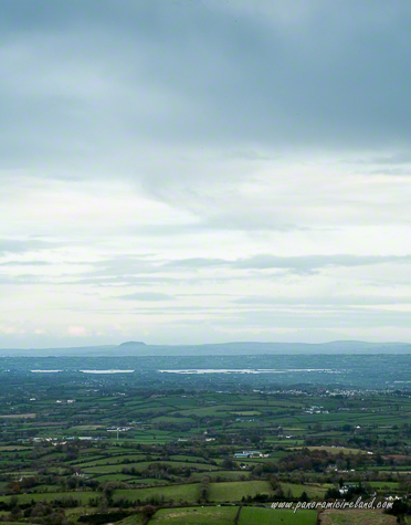 Northern Ireland's Slemish mountain, where St. Patrick was held as a slave