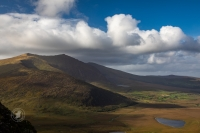 Dingle Peninsula Mountains and Valley