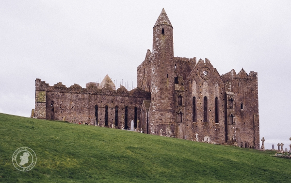 Ireland's famous Rock of Cashel, County Tipperary