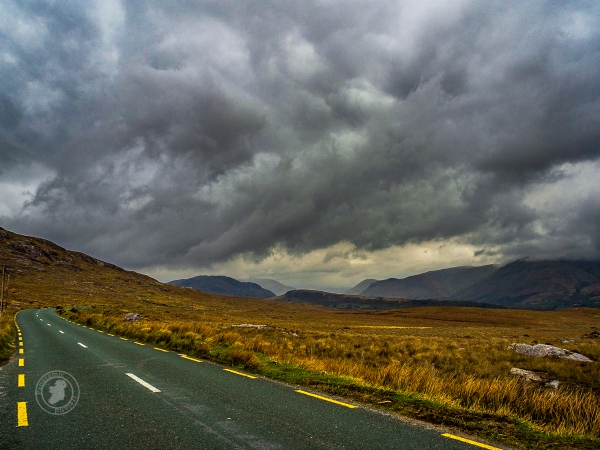 A Stormy Sky in the West of Ireland