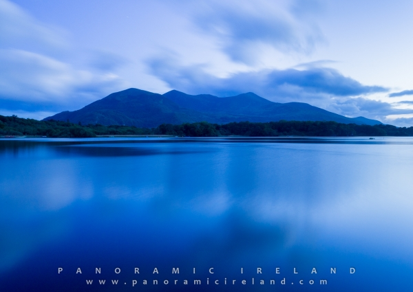 Blue, blue, electric blue in County Kerry