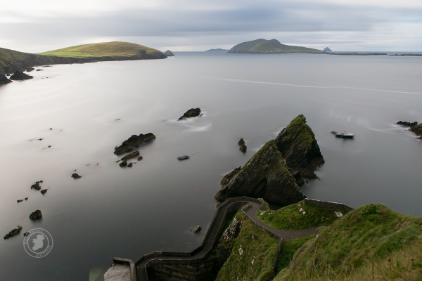 Dingle's Dunquin Harbour on Ireland's Wild Atlantic Way
