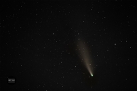 Comet NEOWISE over Ireland July 24th 2020
