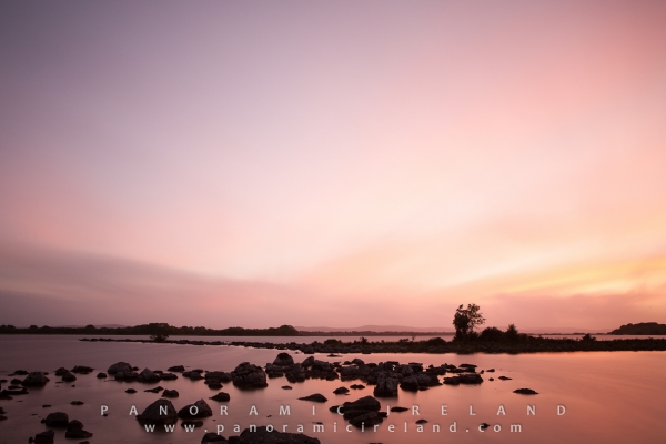 Landscape Photography Workshop at Sunset in Ireland
