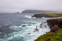Ireland's Dingle Peninsula on a stormy September day