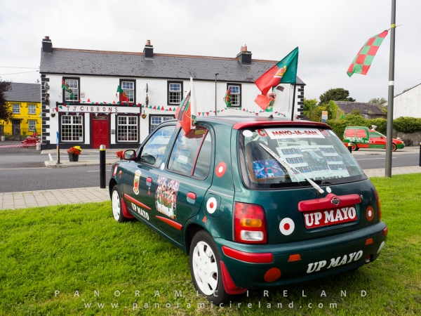 The Colour of a Mayo Village