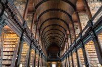 Long Room Library - Dublin, Ireland - a Return