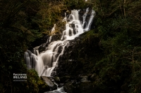 Torc Waterfall in Winter, County Kerry