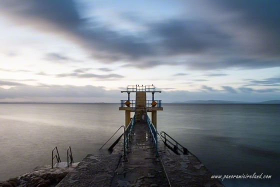 Salthill Swimming Pier, Galway