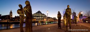 panoramic-ireland-dublin-photo-tours-famine-memorial-night