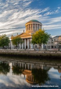 panoramic-ireland-dublin-photo-tours-four-courts-reflected-sun